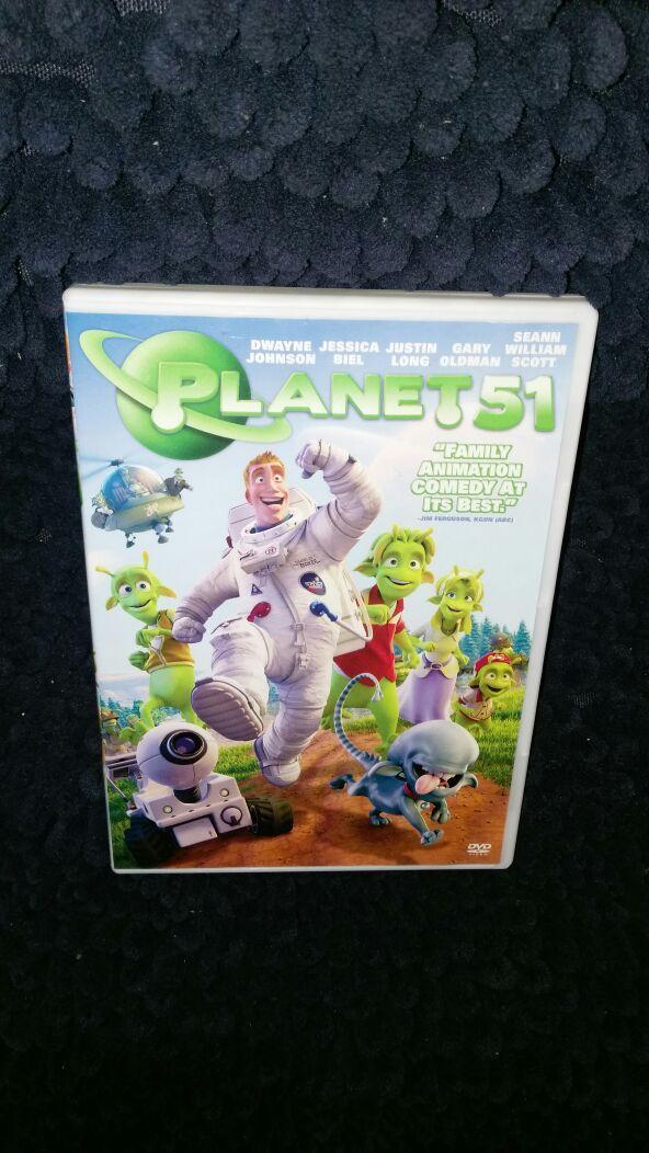 Planet 51 Movie