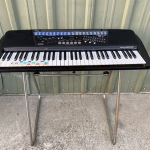 Vintage CASIO TONEBANK CT-700 Keyboard In Perfect Working Condition for Sale in Hayward, CA