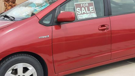 Red Prius 2009 For Sale Good Condition Funtional for Sale in Las Vegas,  NV