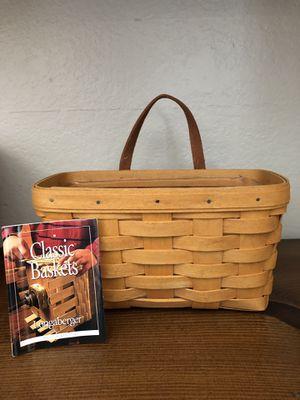 Longaberger Medium Key Basket for Sale in Moreno Valley, CA