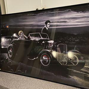 Marilyn Monroe And Elvis Presley Picture for Sale in San Bernardino, CA