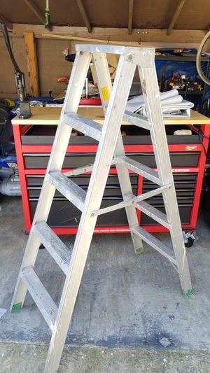 5' aluminum ladder for Sale in Santa Ana, CA
