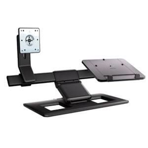 HP Work From Home Display & Laptop Desk Stand (Part AW662AA#ABA) for Sale in Kirkland, WA