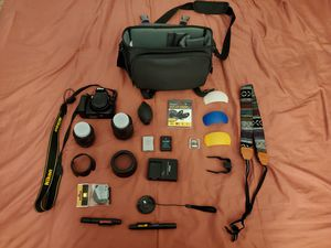 $650 FIRM Complete photography and videography set. for Sale in Moreno Valley, CA
