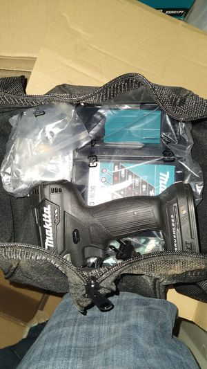 Makita LXT BrushLess for Sale in Oakland, CA