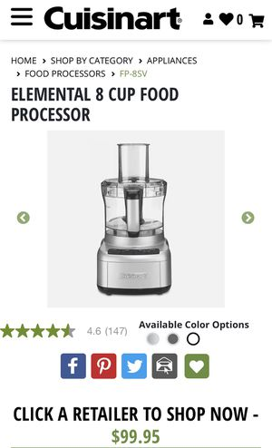Brand New Food Processor- never used for Sale in Houston, TX
