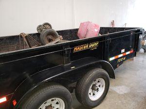 Doolittle Master dual pump dump trailer for Sale in Garden Grove, CA