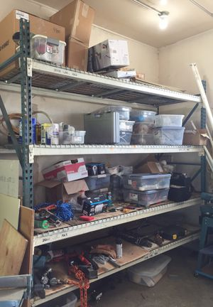 Pallet Rack, 4 shelves for Sale in Maple Valley, WA