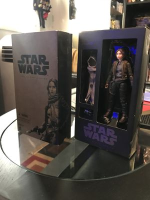 Star Wars Black Series Jyn Erso SDCC 2016 Action Figure San Diego Comic-Con for Sale in Los Angeles, CA