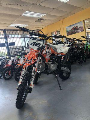 Apollo x16 dirt bike on sale for Sale in Grand Prairie, TX