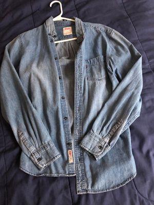 LEVIS Denim Shirt (Small) for Sale in Stone Ridge, VA