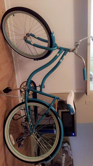 Turquoise beach cruiser for Sale in Houston, TX