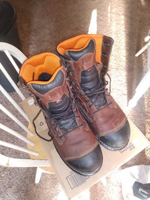 Timberland steel toe work boots for Sale in Wichita, KS