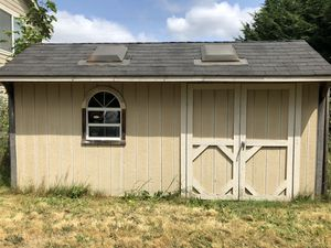 Shed 8x16 for Sale in Puyallup, WA