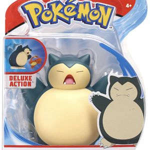 Snorlax Action Figure Pokémon for Sale in Downey, CA