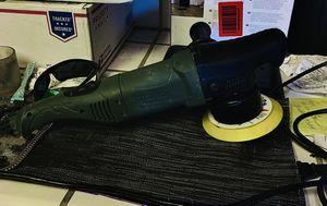 License new Toro orbital polisher/buffer retails for @$169-$229 for Sale in Galt, CA