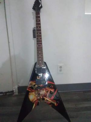 Dean Dave Mustaine signature series Killing is My Business Flying V for Sale in Las Vegas, NV