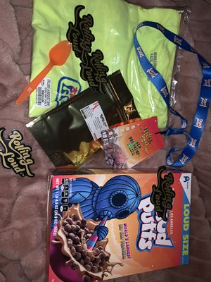 ROLLING LOUD MUNCHIES 2 DAY VIP for Sale in Colton, CA