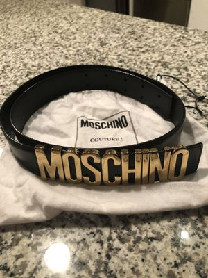 Moschinono belt for Sale in McLean, VA