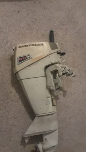 Outboard motor Chrysler 6.6 for Sale in Caseyville, IL