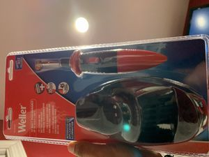 Weller BL60MP Cordless Soldering Iron with Rechargeable Lithium-Ion Battery for Sale in Roselle, NJ