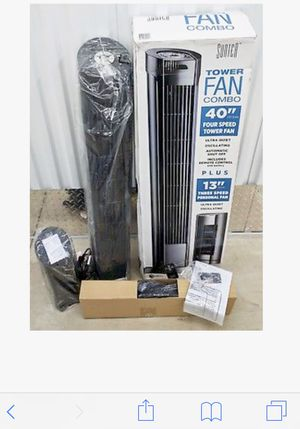 Tower fan for Sale in Bothell, WA