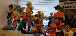Dragonball z statues for Sale in Chicago, IL