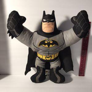 Big Batman Stuffed Doll for Sale in Aurora, IL