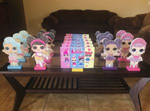 Lol doll stands for Sale in Tolleson, AZ
