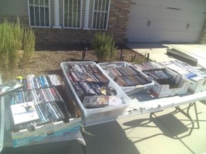All DVDs for $200 for Sale in Hesperia, CA