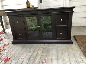 TV Stand with DVD, Blu-ray, Game Drawers for Sale in Beaverton, OR