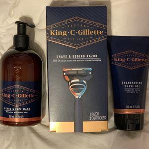 King C Gillette Shave Set for Sale in Los Angeles, CA