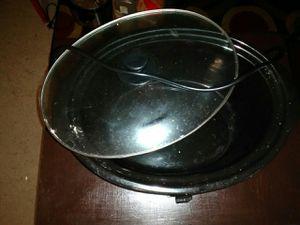Slow cooker pot for Sale in Alexandria, VA