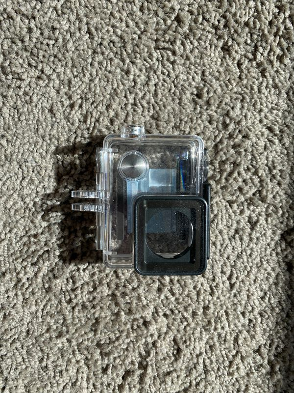 Go pro hero 4 never used with portable power pack