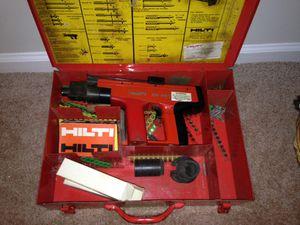 HILTI DX 451 nail gun for Sale in Atlanta, GA