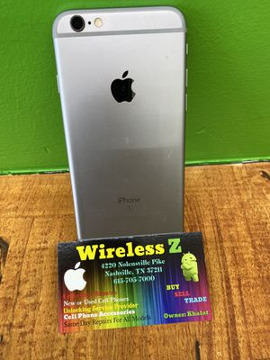 iPh1 6s 32gb factor unlocked T-Mobile,cricket,metro pcs,straight talk,att,Verizon,sprint,boost Factor unlocked for Sale in Nashville, TN