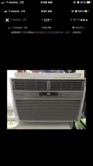 6000 BTU air conditioner works great for Sale in Mount Rainier, MD