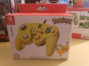 nintendo switch pikachu controller for Sale in Raleigh, NC