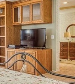 Built-in TV Stand And Cabinet for Sale in Westlake Village,  CA