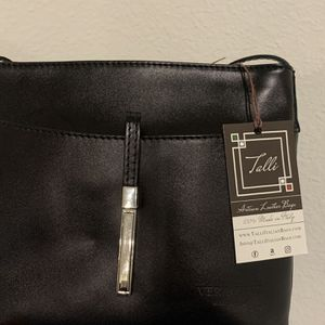 Italian Leather Purse for Sale in Haines City, FL