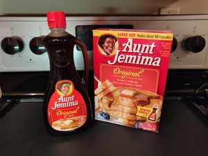 Aunt Jemima Syrup & Pancake Mix for Sale in Lincoln, NE