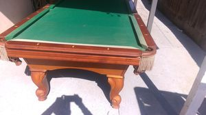 Slate pool table for Sale in Tulare, CA