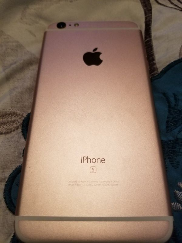 iPhone 6s plus 64g unlocked