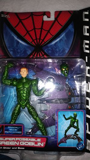 Green Goblin action figure. ToyBiz for Sale in Costa Mesa, CA