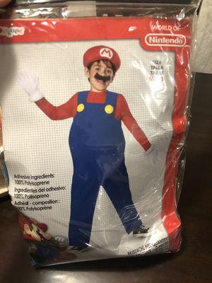 MARIO Halloween costume for Sale in Long Beach, CA