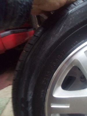 """Goodyear Integrity. P215/65r 17"""" m+ s for Sale in Corning, CA"""