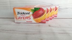 """Trident layers """"strawberry+citrus"""" for Sale in Aurora, CO"""