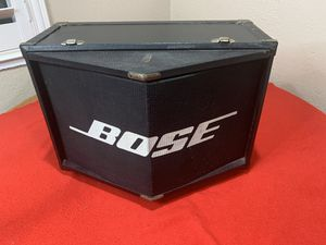 Bose 800 PA Speaker + 2 extra drivers and free second speaker in need of repair for Sale in San Jose, CA