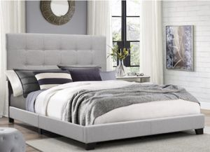 Cal king bed new for Sale in Rancho Cucamonga, CA