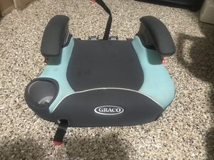 Two - Graco Backless Booster Seats (Same Color/Condition) for Sale in Alpharetta, GA